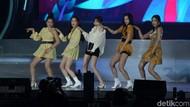 Tepati Janji ke Fans, Red Velvet Menghibur di Super K-Pop Festival 2019