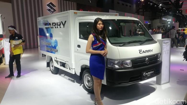 Suzuki Carry Foto: Rizki Pratama/detikcom