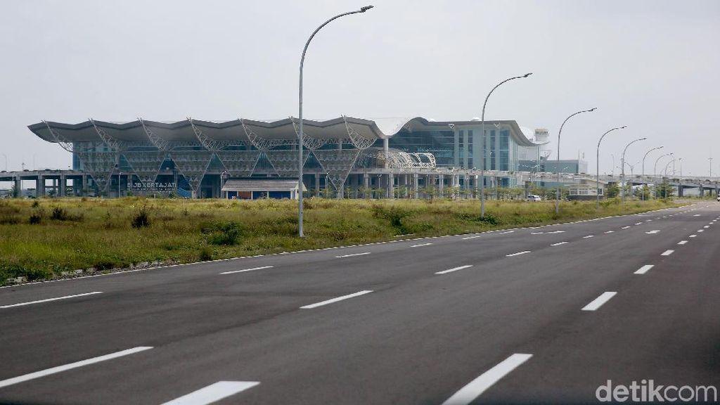 12 PO Bus Siap Layani Transportasi ke Bandara Kertajati
