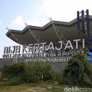 Catat Rute Angkutan ke Bandara Kertajati, Ada Damri Gratis