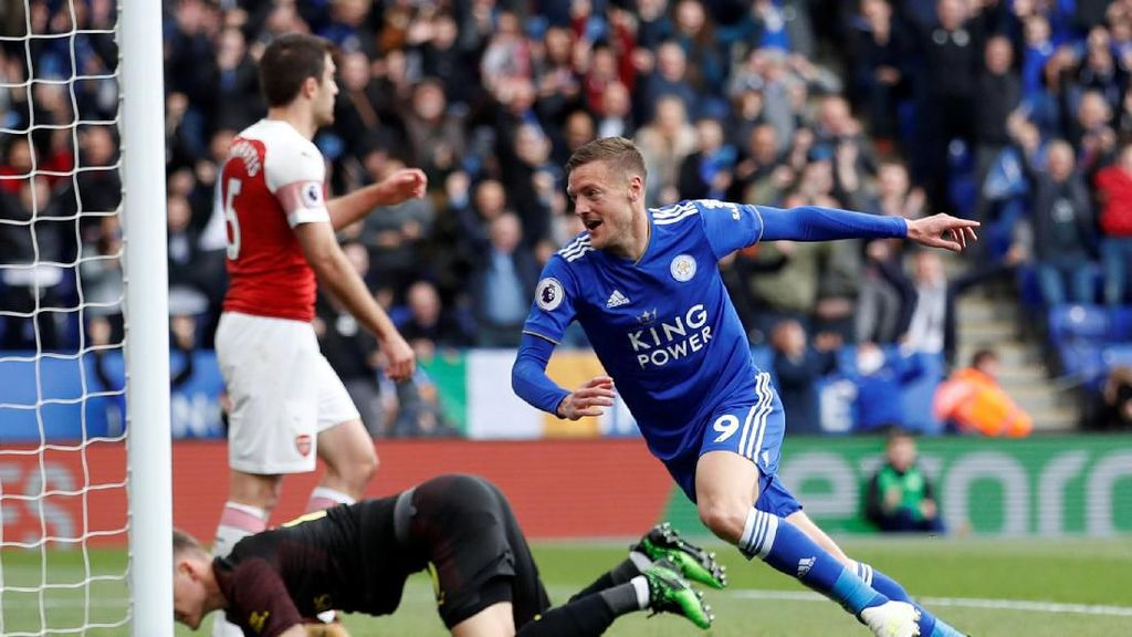 Link Live Streaming Arsenal Vs Leicester