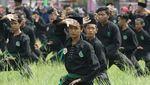 Begini Aksi Pagar Nusa Jaga Demokrasi