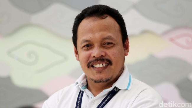 Foto: Direktur Keuangan dan Umum Bandara Kertajati, Muhammad Singgih (Rachman Haryanto/detikFinance)