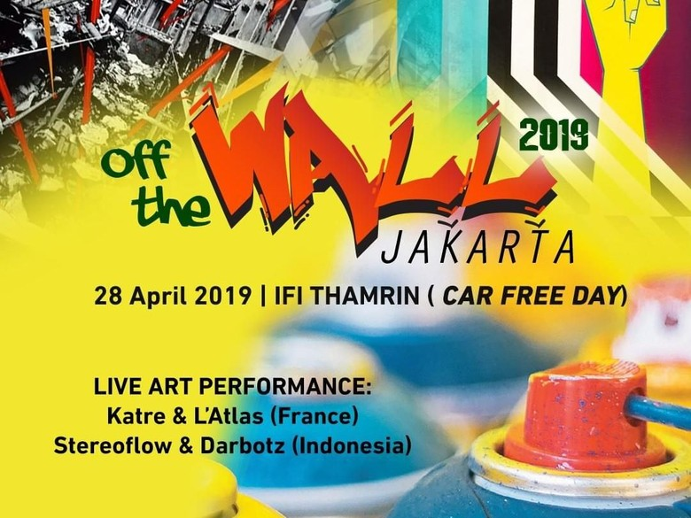Foto: Off the Wall 2019