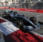 Hasil F1 GP Azerbaijan: Bottas Menang, Mercedes Kuasai Baku