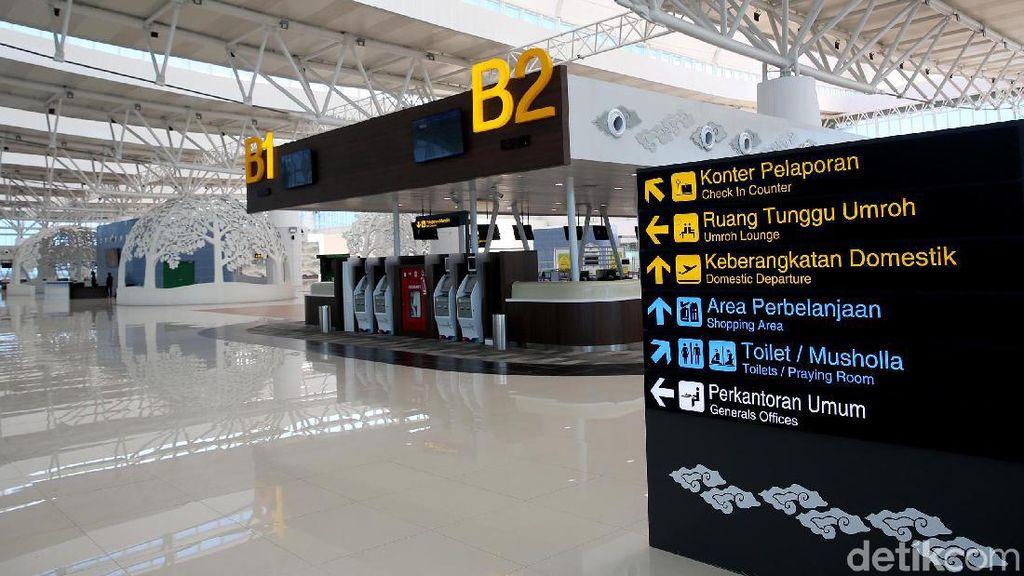 Penerbangan Komersial Pindah, bakal Ada Bus dari Husein ke Kertajati