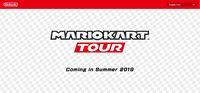 Mario Kart Tour bakal dirilis musim panas tahun ini.