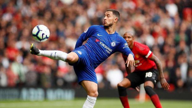 Eden Hazard punya kemampuan untuk mengubah hasil pertandingan dengan kemampuan individu miliknya.