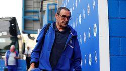 Kalau Liga Europa Jadi Penentu Masa Depan, Sarri Pilih Segera Hengkang