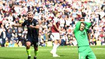 Burnley Paksa Man City Kerja Keras dan (Nyaris) Frustrasi