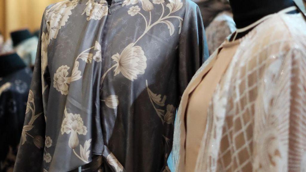 Jelang Puasa, Ratusan Hijabers Antre Beli Koleksi Lebaran Brand Lokal Ini