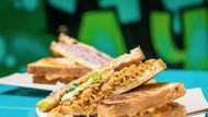 Yumm.. Sandwich Mie Goreng, Kayak Apa Tuh?