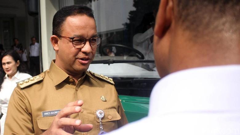 Viral Geng Motor Konvoi Bawa Sajam, Anies Minta Polisi Menindak