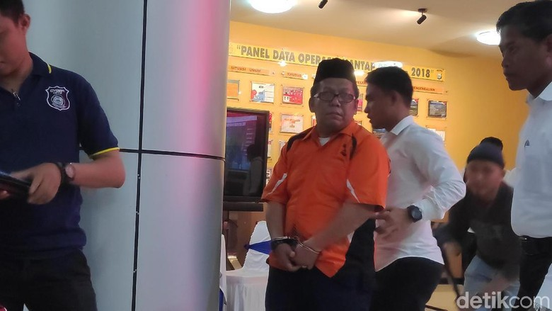 Pengakuan Penyebar Isu Provokasi 22 Mei Rusuh yang Ditangkap di Makassar