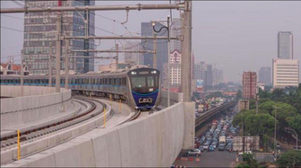 Kemacetan di Jakarta Turun 8%, Peringkat 7 di Dunia