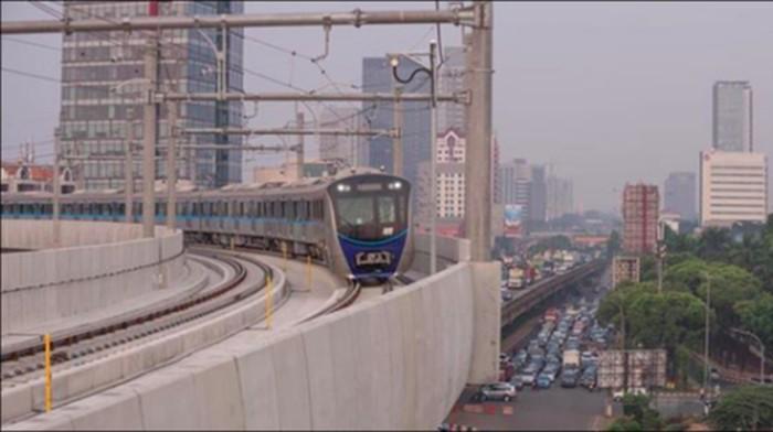 MRT Jakarta dan Ketahanan Energi Nasional
