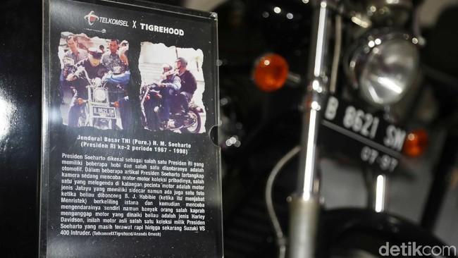 Motor Soeharto. Foto: Pradita Utama