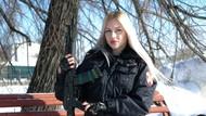 Seksinya Pengawal Presiden Rusia Putin yang Menang Kontes Kecantikan
