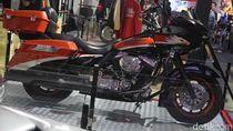 Moge Harley Sangar Tunggangan SBY