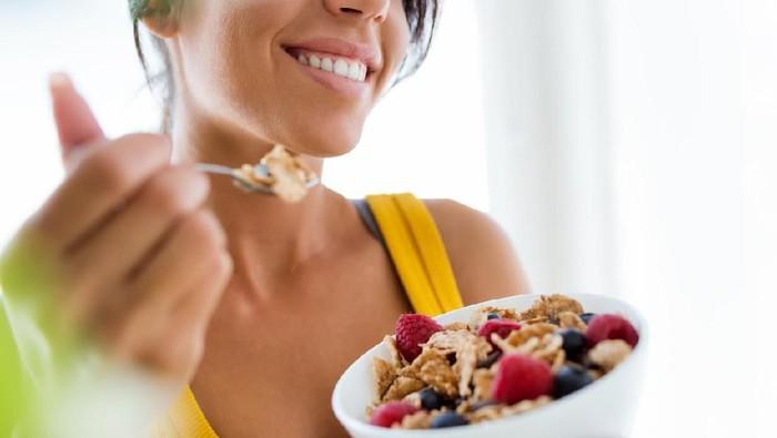Ilustrasi diet vegan. Foto: iStock