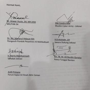 Relawan Jokowi Janjikan Rp 100 M Jika Kubu 02 Buktikan Ada Kecurangan TSM