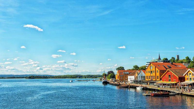 New Asgard aslinya adalah Tonsberg, sebuah kota di daerah Vestfold, Norwegia Timur di bagian selatan. Kalau dari ibukota Norwegia, Oslo, kira-kira 100 kilometer jaraknya (iStock)