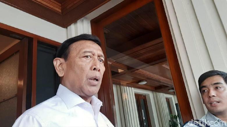 Wiranto Minta Tak Ada Aksi Saat Sidang Gugatan Pilpres Besok