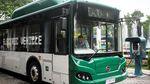 Bus Listrik TransJakarta Siap Mengaspal di Ibu Kota