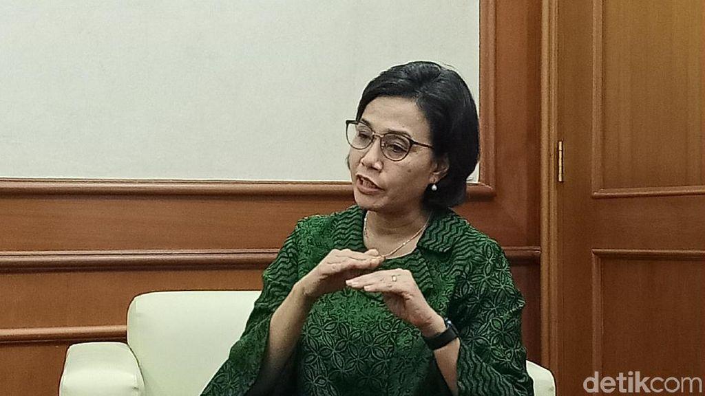 Sri Mulyani: Investor Antisipasi Dampak Kerusuhan 22 Mei