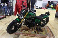 Kawasaki W175 Milik Jokowi.