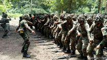 Video Melongok Kerasnya Pendidikan Komando Marinir