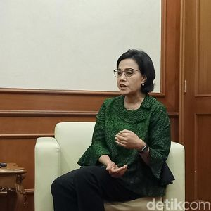 Arifin Siregar Tutup Usia, Sri Mulyani: Kehilangan Bagi Indonesia