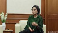 Diberi Gelar Menteri Pencetak Utang, Sri Mulyani: Itu Ngeledek