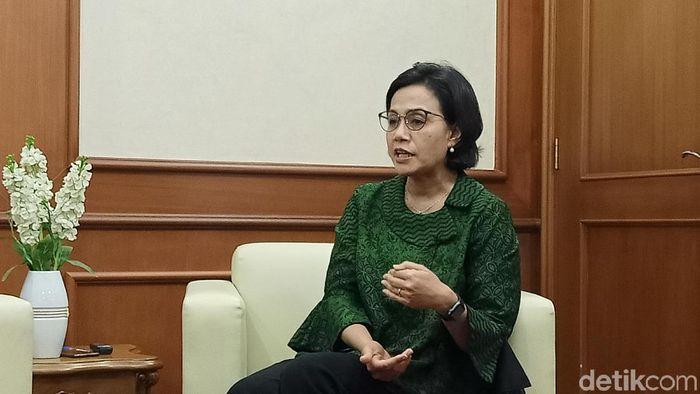 Menteri Keuangan Sri Mulyani Indrawati/Foto: Erwin Dariyanto/detikcom