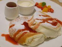 Sore-sore Paling Enak Ngemil Souffle Pancake yang Lembut Manis dan Instagenik