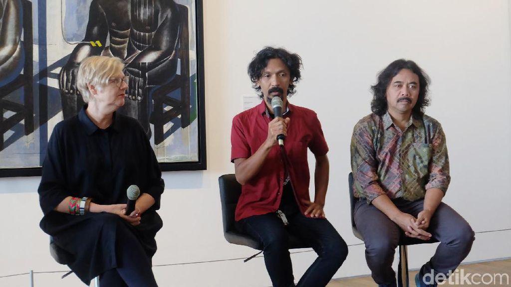 3 Seniman Bicara soal Dunia dalam Berita
