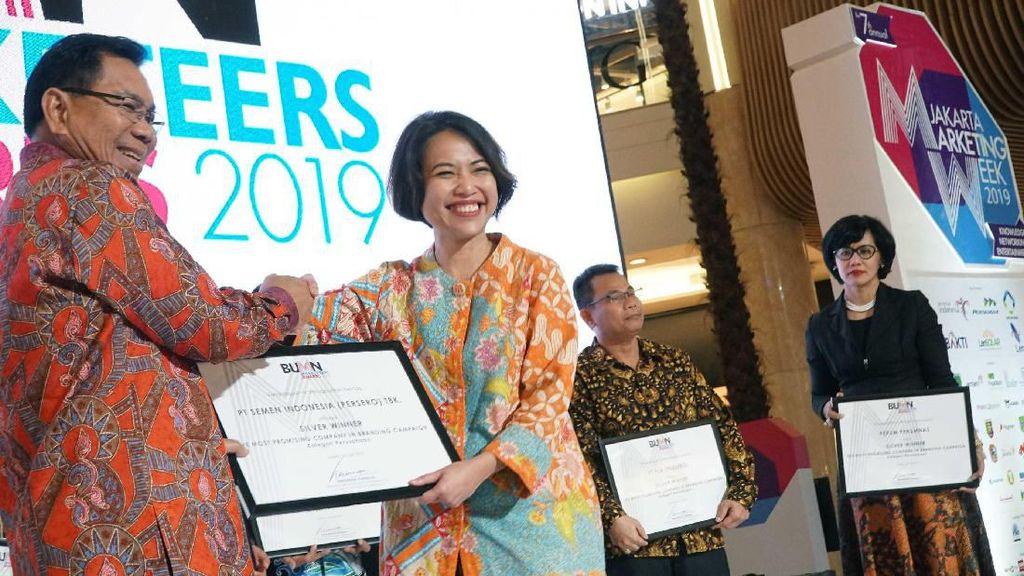 Semen Indonesia Raih 5 penghargaan BUMN