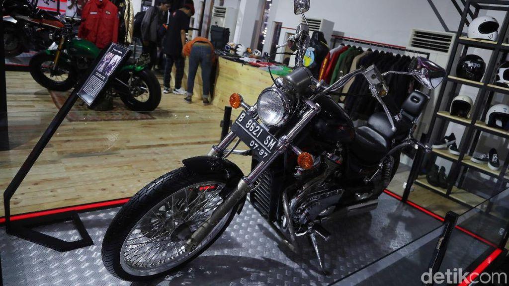 Dari Soeharto Sampai Jokowi, Ini Motor-motor Presiden RI