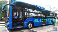 Harga Bus Listrik TransJakarta Selangit, Tarifnya Bagaimana?