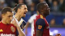 Ribut di Lapangan, Pemain Ini Mengaku Diancam Ibrahimovic