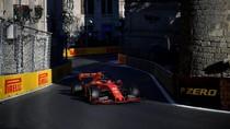 Vettel Kurang Percaya Diri di GP Azerbaijan