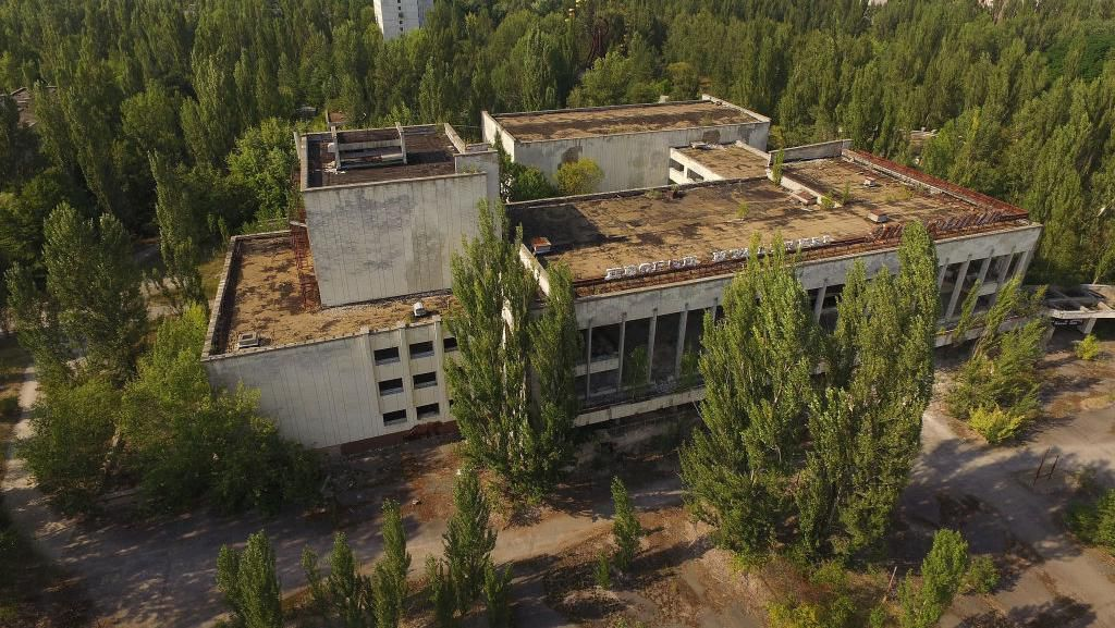 Gara-gara Chernobyl, Selebgram Dikecam Kurang Peka