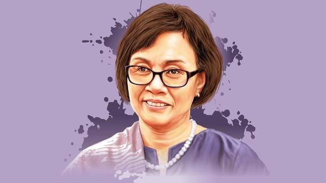 Sri Mulyani (Ilustrator: Edi Wahyono)