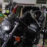 Suzuki Intruder VS 400 Jadi Saksi Soeharto Bonceng Habibie