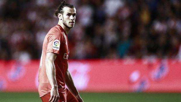 Gareth Bale diminati Manchester United, tapi dengan harga murah. (