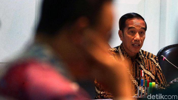 Presiden Joko Widodo (Jokowi)/Foto: Rengga Sancaya