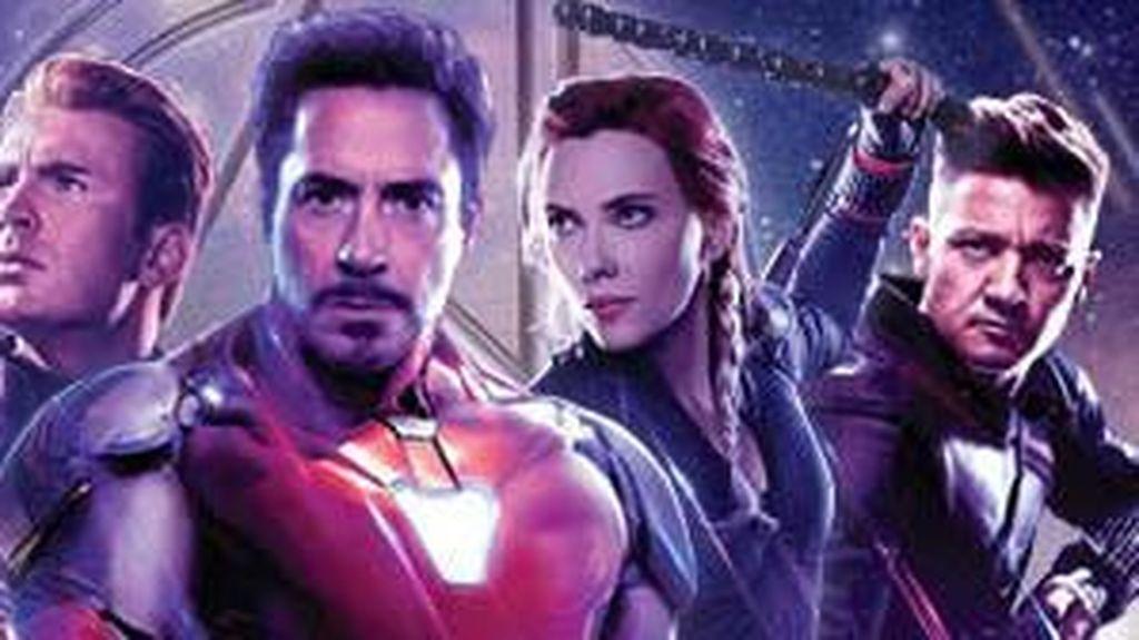 Psikolog Sebut Nonton Avengers: Endgame Bisa Sehatkan Mental