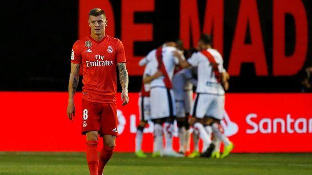 5 Rekor Buruk Madrid Musim Ini