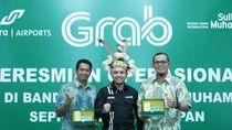 Taksi Online Grab Resmi Beroperasi di Bandara Balikpapan