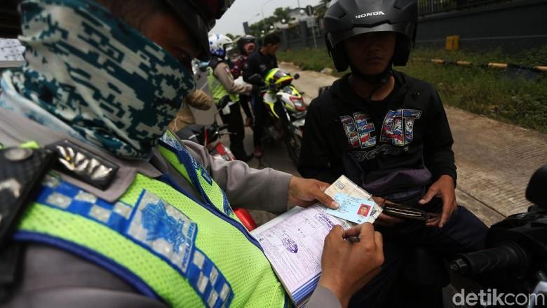 9 Hari Operasi Keselamatan Jaya 2019, Kendaraan yang Kena Tilang Naik Drastis
